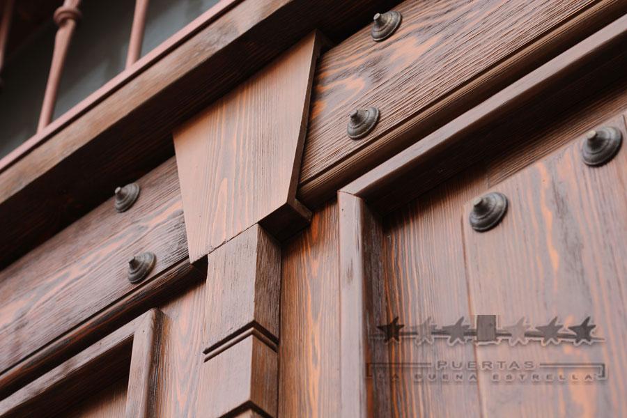 La buena estrella fabrica de puertas y ventanas de madera for Fabrica de puertas de madera